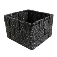 See more information about the Black & White Small Storage Basket