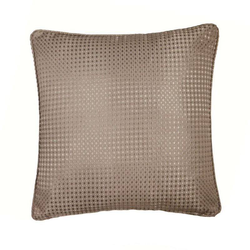 Hamilton McBride Honeycomb Cushion Cover Brown