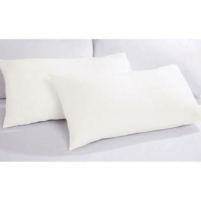 Hamilton Mcbride Pillow Case Cream 2 Pack