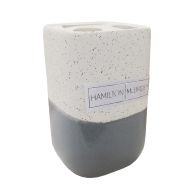 See more information about the Hamilton McBride Toothbrush Holder Grey