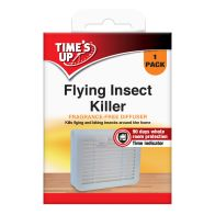 See more information about the Time's Up Flying Insect Killer Diffuser