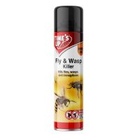 See more information about the Time's Up Fly & Wasp Killer 200ml