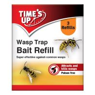 See more information about the Time's Up Wast Trap Bait Refill