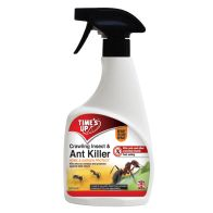 See more information about the Time's Up Crawling Insect & Ant Killer 500ml