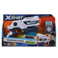 See more information about the Zuru X-Shot Hurricane & 12 Dart Clip