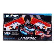 See more information about the Zuru X-Shot Laser 360 Ultimate Blasters