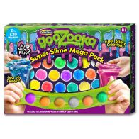 See more information about the Goozooka Super Slime Mega Pack