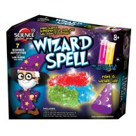 See more information about the Wizard Spell Science Activity Kit