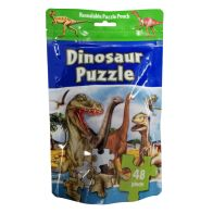 See more information about the Dinosaur Puzzle Bag
