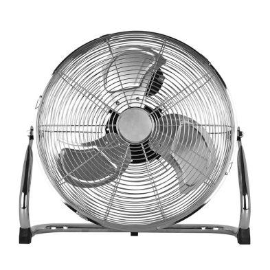 Image of 16 Inch Chrome Floor Fan