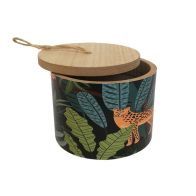 See more information about the Jungle Decor Storage Jar