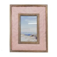 See more information about the Bloom Photo Frame Pink 6 x 4