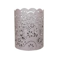See more information about the Bloom Laced Tealight Holder Silver