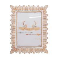 See more information about the Bloom Leaf Border Photo Frame 8 x 6