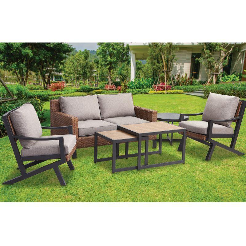Arezzo Conservatory Garden Patio, Outdoor Patio Furniture Sets