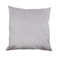 See more information about the Hamilton McBride Velvet Cushion 55 x 55cm Silver