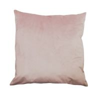 See more information about the Hamilton McBride Velvet Cushion 55 x 55cm Blush Pink