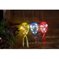 See more information about the Yellow Solar Hanging Balloon Light