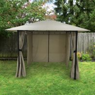 See more information about the Tandil Tool-Free Gazebo