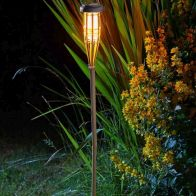 See more information about the Bamboo Flaming Torch Light
