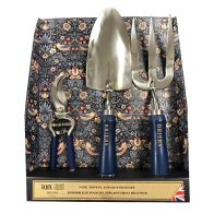 See more information about the William Morris Strawberry Thief Fork Trowel & Secateurs Gift Set
