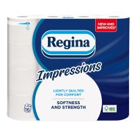 See more information about the Regina 3 Ply Toilet Tissue 16 Pack Impressions