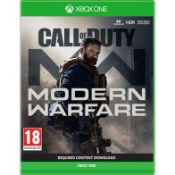 See more information about the Call of Duty Modern Warfare - XBox One Game New Release