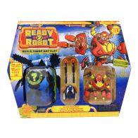 See more information about the Ready 2 Robot Battle Pack - Red