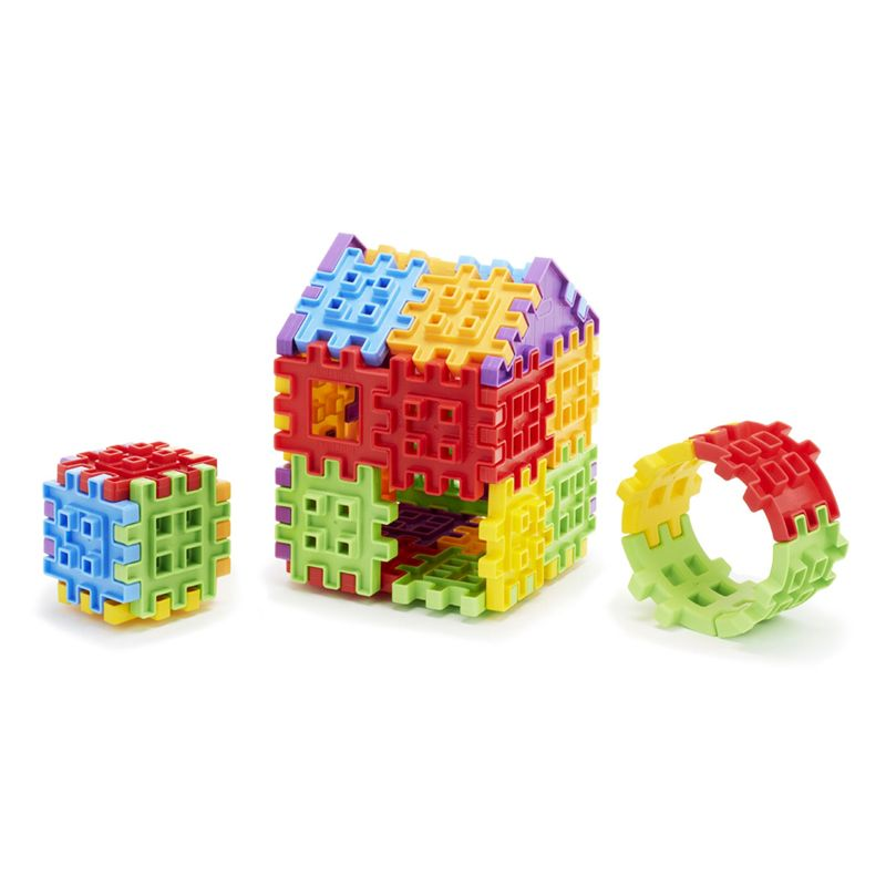 Little Tikes Waffle Blocks 60pc Bag