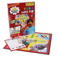 See more information about the Ryan's World Ludo Board Game