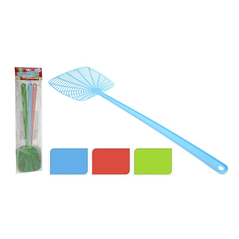 3 Piece Fly Swatter Set