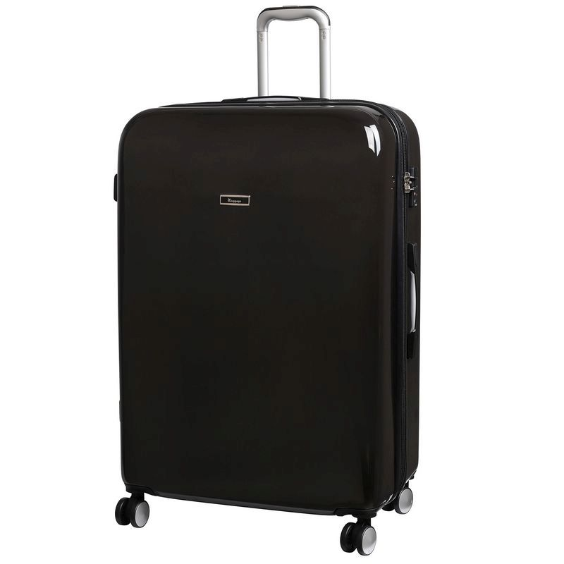 it luggage Black Large Sheen Suitcase