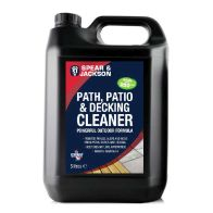 See more information about the Spear & Jackson Path, Patio & Decking Cleaner 5 Litre