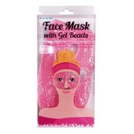 See more information about the Pink Face Mask with Gel Beads