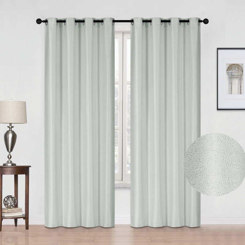 54x90in Hamilton Mcbride Sparkle, Sparkle Curtain Panels