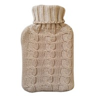 See more information about the Hamilton McBride Knitted Hot Water Bottle Brown