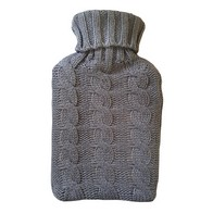 See more information about the Hamilton McBride Knitted Hot Water Bottle DarkGrey