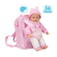 See more information about the Tiny Baby With Backpack