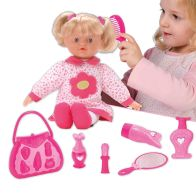 See more information about the Tiny Doll Hair Set
