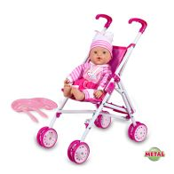 See more information about the My Dolly Sucette With Stroller