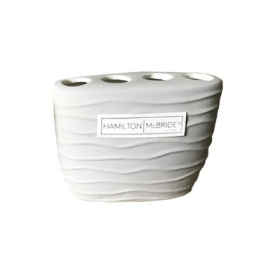 Image of Hamilton McBride Wave Toothbrush Holder