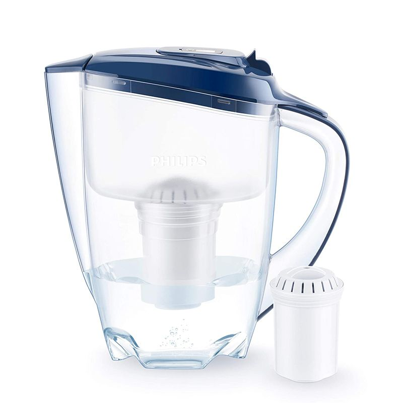 Philips Water Filter Jug Blue