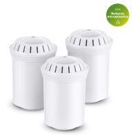 See more information about the Philips Water Filter Replacement Cartridges 3 Pack