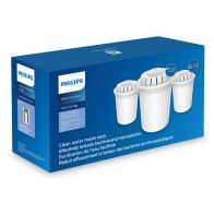See more information about the Philips Antibacterial Water Filter Replacement Cartridges 3 Pack