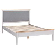 See more information about the Necton Oak Dove Grey Double Bed