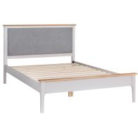 See more information about the Necton Oak Dove Grey Super King Bed