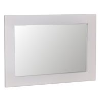 See more information about the Necton Oak Dove Grey Small Wall Mirror