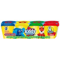 See more information about the Kiddy Dough Primary Colours 4 Pack 564g