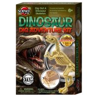 See more information about the Dinosaur Dig Adventure Kit