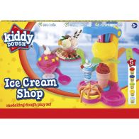 See more information about the Kiddy Dough Ice Cream Shop Playset